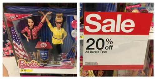 target-barbie