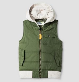 target-boys-vest