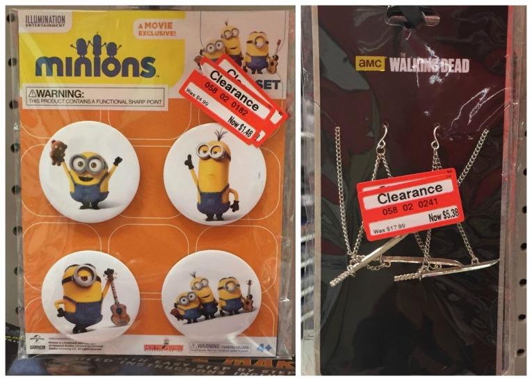 target-minions