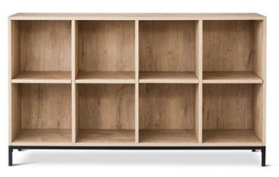 target-oak-bookcase