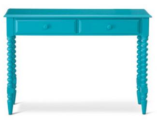 target-teal-desk