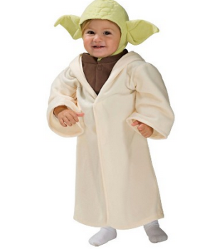 Star Wars Yoda Toddler Boysu0027 Costume $20.00  sc 1 st  All Things Target & Halloween Costumes at Target | All Things Target