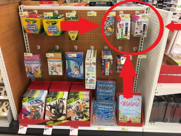 target-kwik-stix-stationary-craft-arrows-use