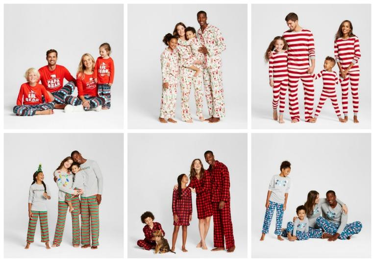target-family-pajamas