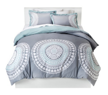 Perfect target bed set