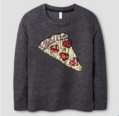 target-girls-pizza-sweater