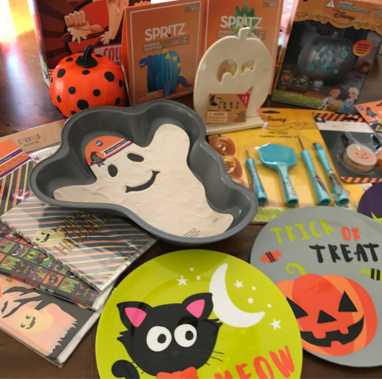 target read clear 90 halloween pam 1 - Halloween Target