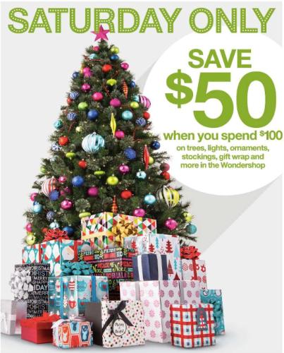 target tree deal pic - Target Christmas Tree Lights