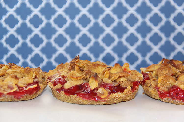 Yummy Cherry Tarts