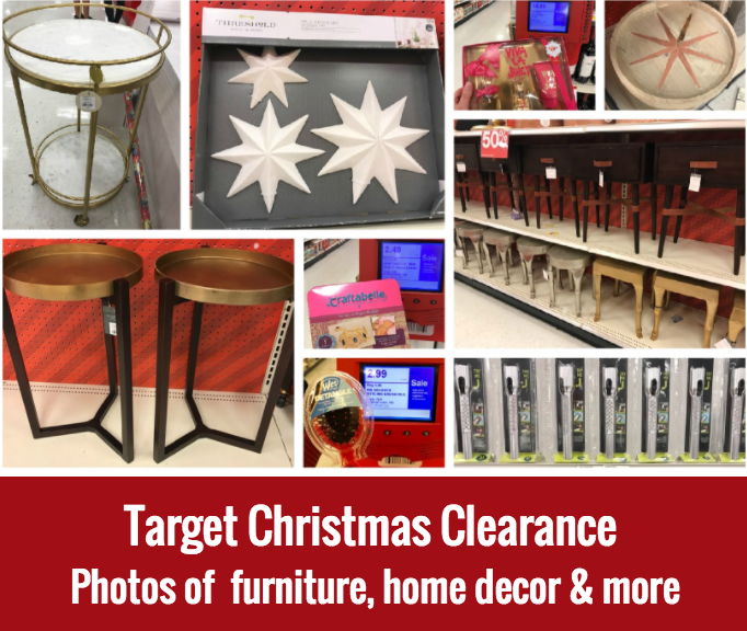 Amazing Target Christmas Clearance Photos