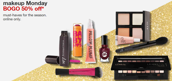 Target Beauty Deal Makeup : All Things Target