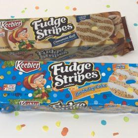 30 Off Cartwheel On Keebler Fudge Stripes Limited Batch Cookies