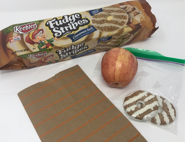 Your Kids Will Love These Cookies As A Fun Surprise In Their Lunch Here Is What The Deal Looks Like With Cartwheel Offer Keebler Fudge Stripes