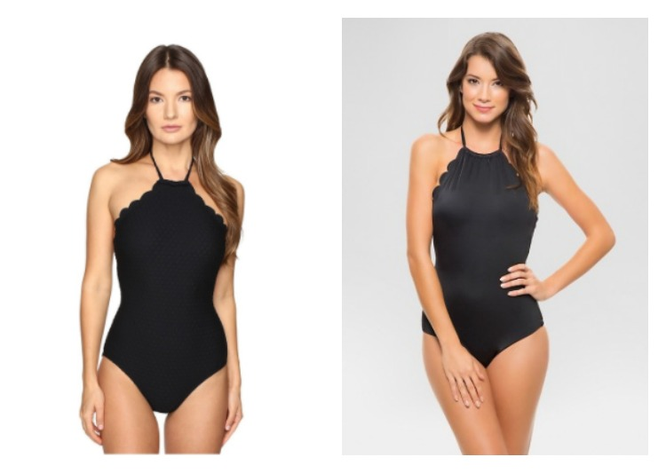 Kate Spade Swimsuit Copy