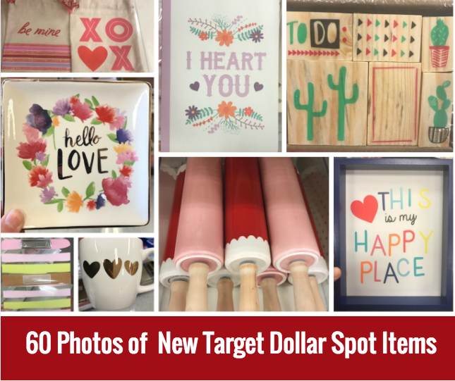 New Items In The Target Dollar Spot (Valentineu0027s Day U0026 More)