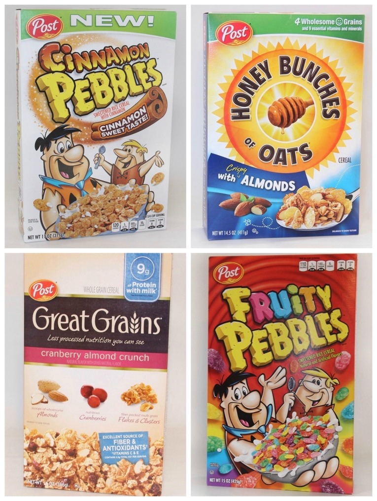 Post Cereals Cartwheel