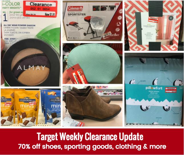 Target Clearance Deals