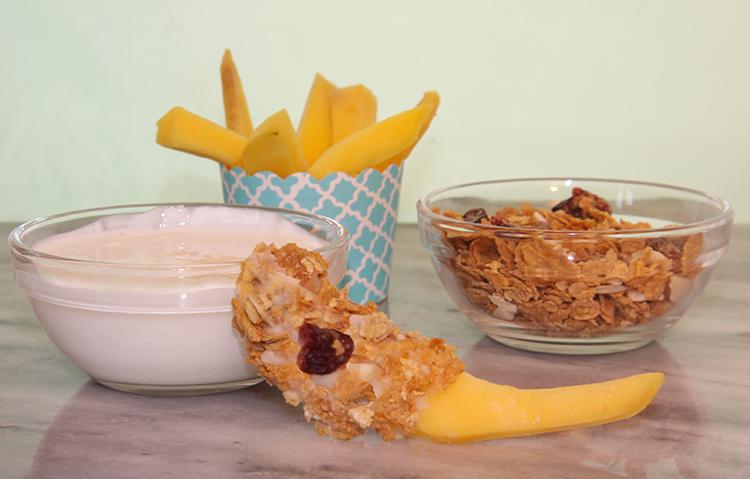 Post Great Grains Mango and Yogurt