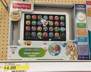 target fp tablet