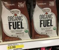 target organic fuel sm