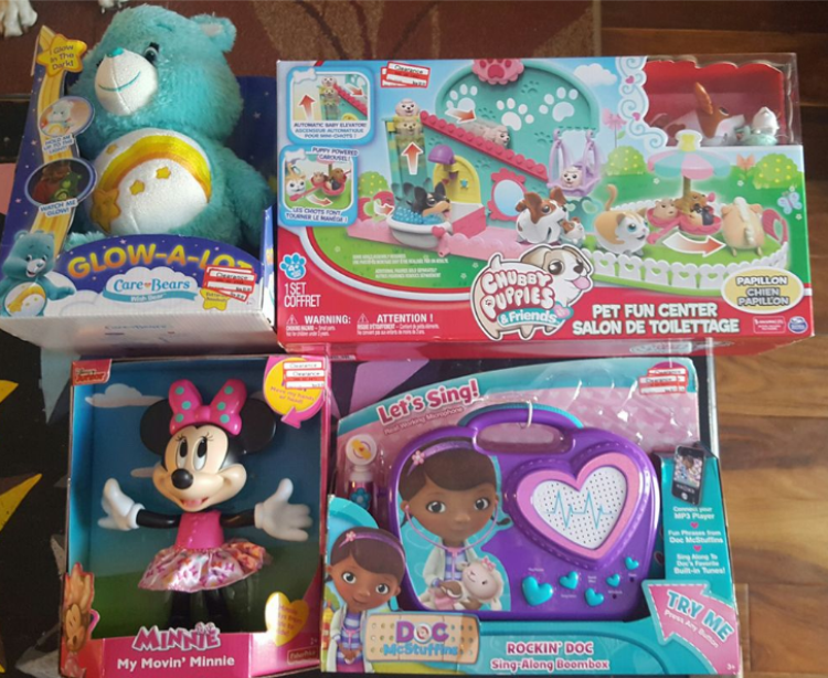 target read clear gretchen haul