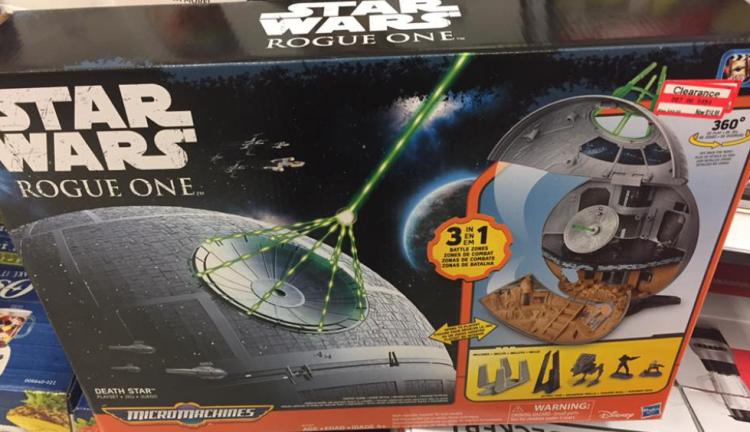 target read clear kristi star wars