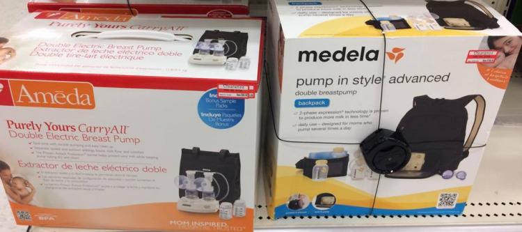 target read clear lauren pump