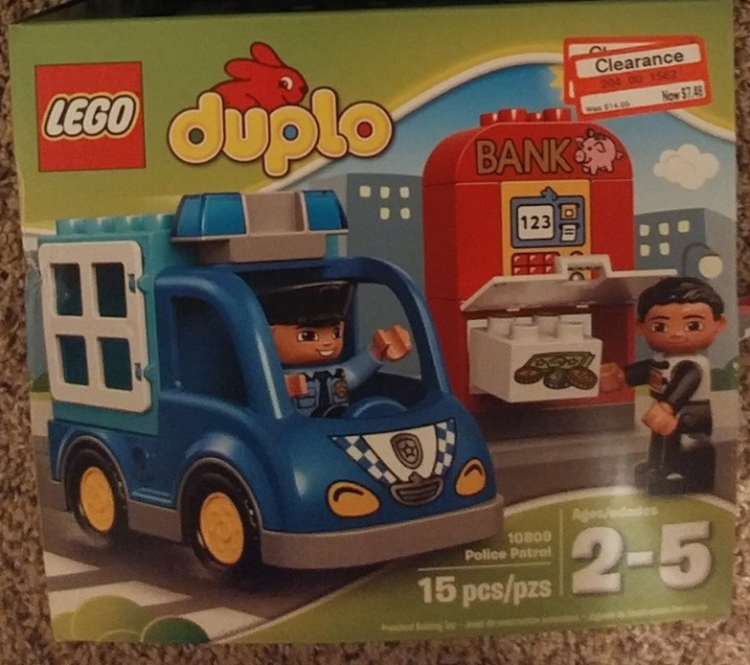 target read clear lisa lego 50