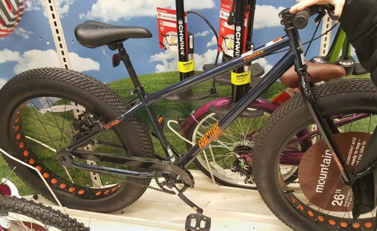 target read clear michael bike