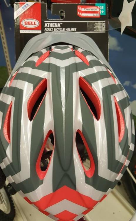 target read clear michael helmet