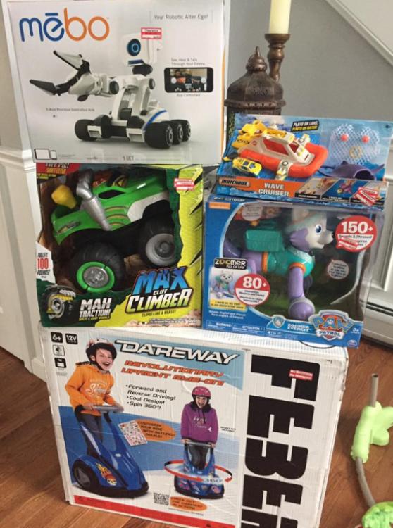 target read clear toy kim haul 70