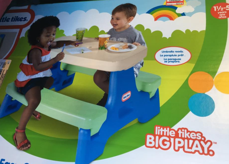 target-read-clear-toy-liz-table