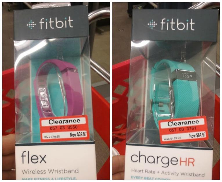 Fit Bit Clearance TArget