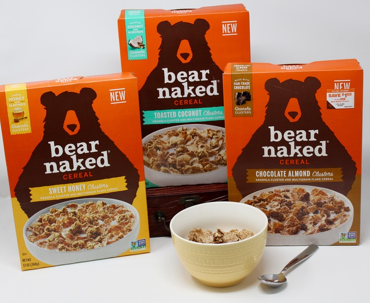 New Bear Naked Cereal At Target
