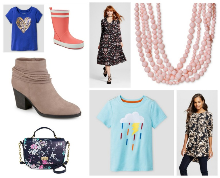 Target 25% off clothing