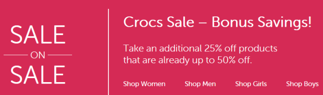 crocs deal pic 1