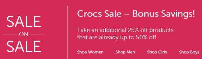 crocs deal pic 1
