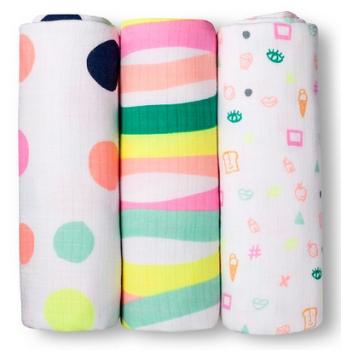 target baby d blanket