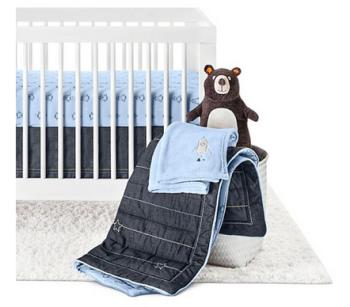 target baby d crib