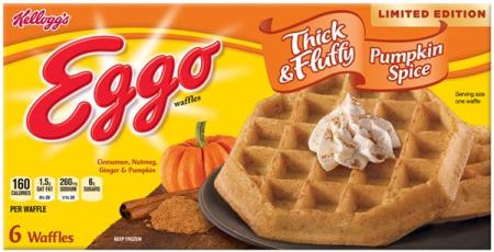 target eggo pumpkin waff
