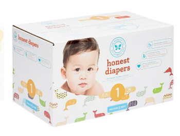 target honest diaper