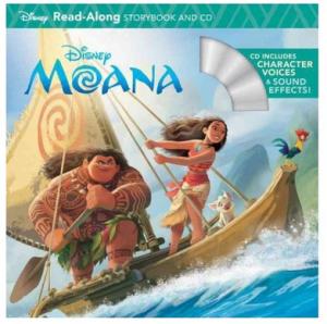 target moana book