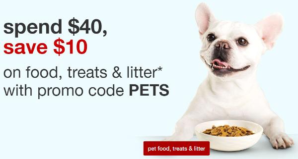 target pets deal pic