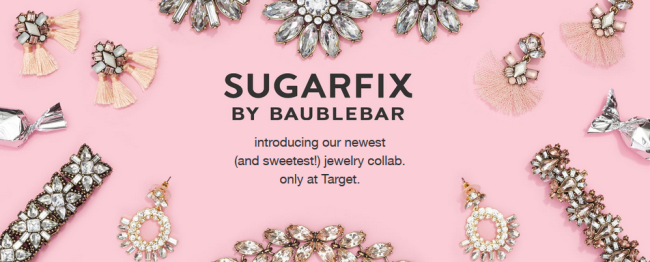 SUGARFIX by BaubleBar now Available at Target | All Things