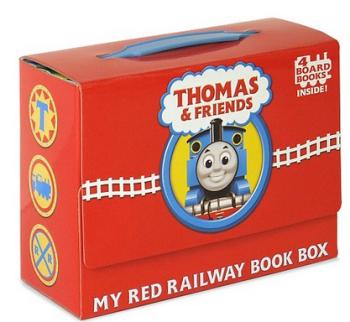 target thomas book