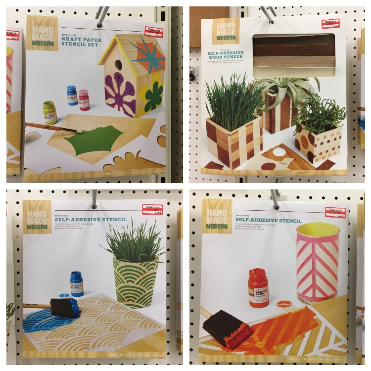 target weekly clear modern decal 50