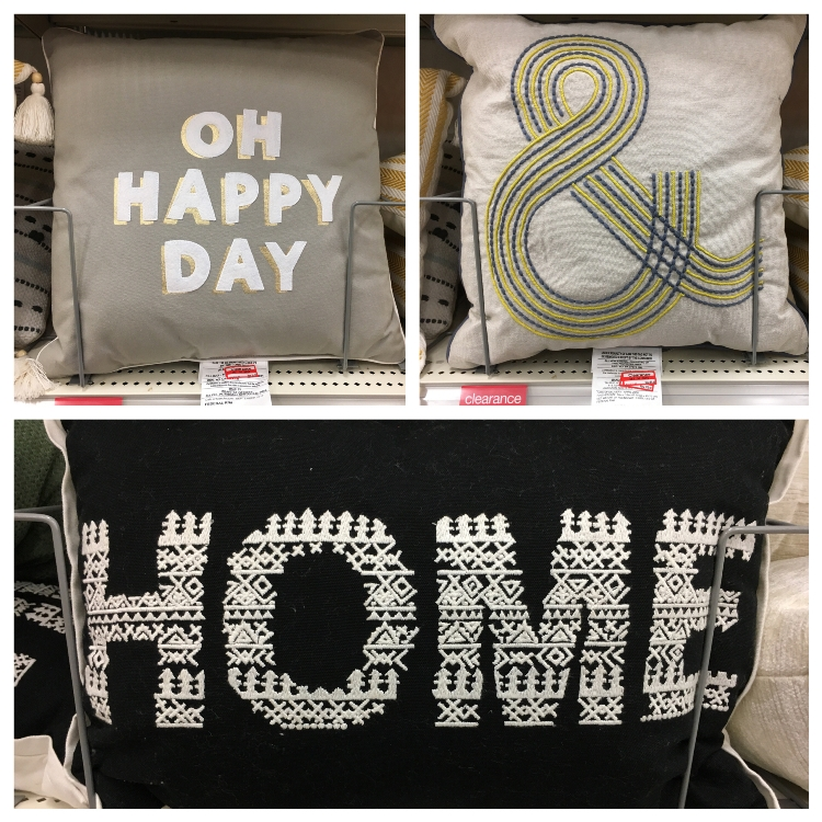 target weekly clear pillow 50