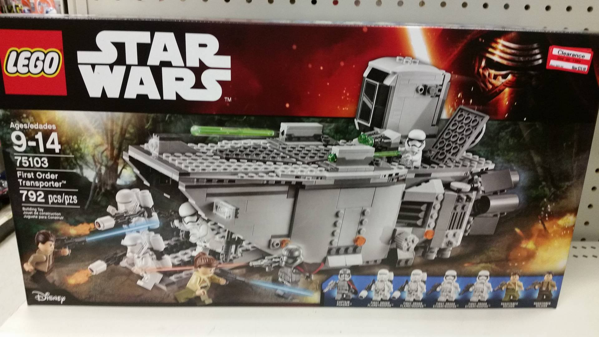 Lego Star Wars 70 Off All Things Target