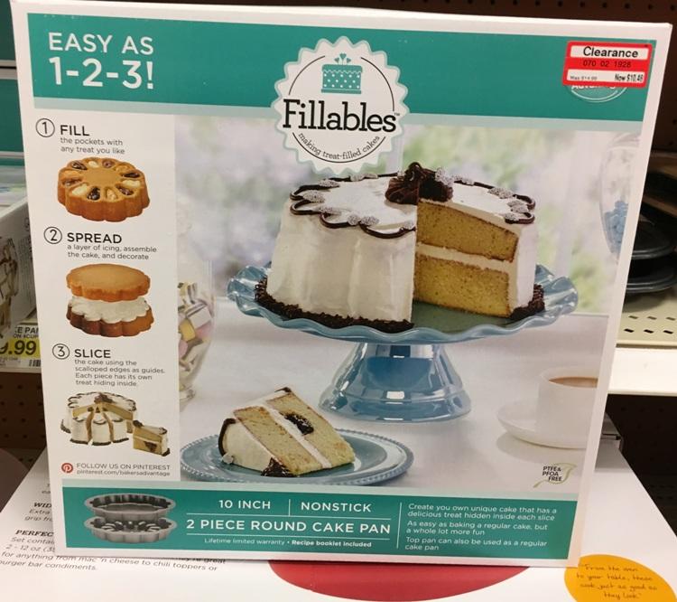 target w clear cake pan 2