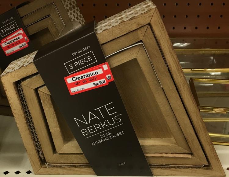 nate berkus desk organizer target best interior furniture rh monkeysquad co